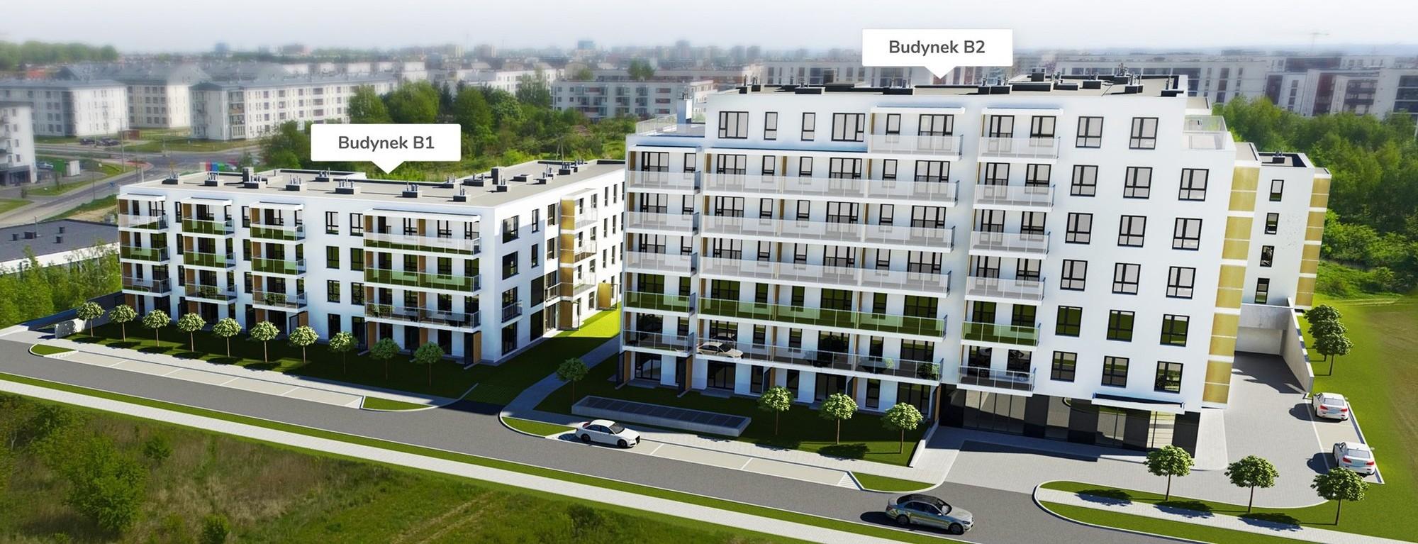 Wybór mieszkania | Jemiołuszki Lublin