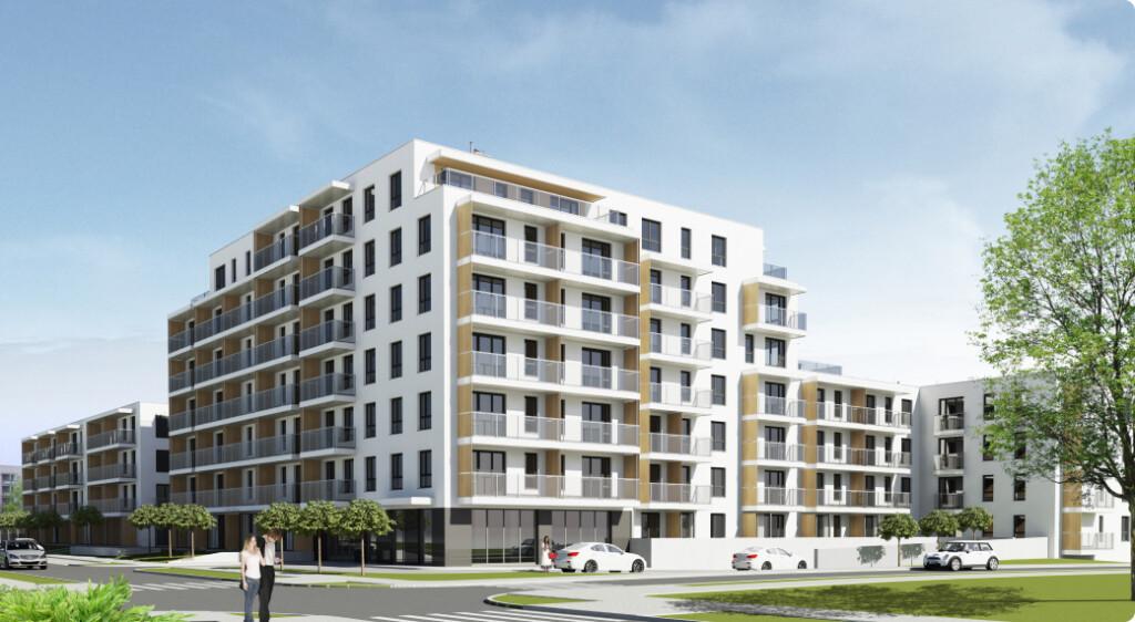 Budynek B2 | Apartamenty WingHouse | Jemiołuszki Lublin
